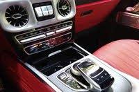 2020 Mercedes-Benz G-Class, 2020 Mercedes-Benz G550 infotainment controller, interior, gallery_worthy