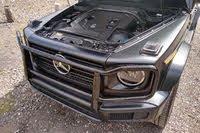 2020 Mercedes-Benz G-Class, 2020 Mercedes-Benz G550 engine, engine, gallery_worthy