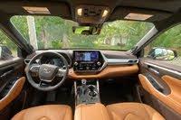 2020 Toyota Highlander Hybrid interior, interior, gallery_worthy