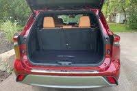 2020 Toyota Highlander Hybrid cargo area, interior, gallery_worthy