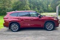 2020 Toyota Highlander Hybrid profile, exterior, gallery_worthy
