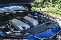 2020 Lexus ES 350 F Sport engine, gallery_worthy