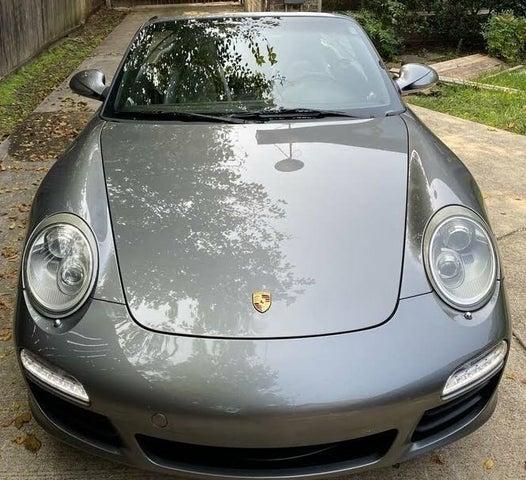 2010 Porsche 911 Carrera Cabriolet RWD
