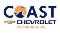 Coast Chevrolet logo