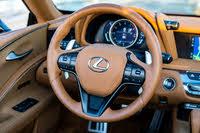 2021 Lexus LC 500 convertible, interior, gallery_worthy