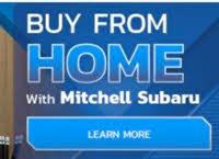 Mitchell Subaru logo