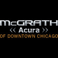 McGrath Acura of Downtown Chicago logo
