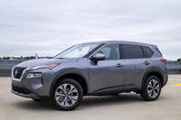 2021 Nissan Rogue Overview
