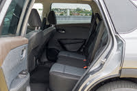 2021 Nissan Rogue back seat, gallery_worthy