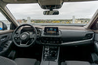 2021 Nissan Rogue driver view, gallery_worthy