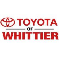 Toyota of Whittier logo