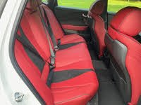 2021 Acura TLX back seat, gallery_worthy
