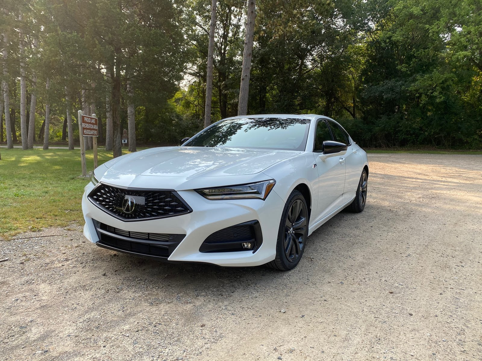 2021 Acura Tlx Test Drive Review Cargurus