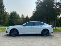 2021 Acura TLX profile, gallery_worthy