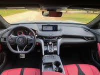 2021 Acura TLX interior view, gallery_worthy
