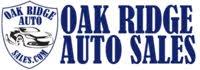 Oak Ridge Auto Sales logo