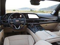 2021 Cadillac Escalade interior view, gallery_worthy