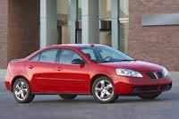 2007 Pontiac G6 sedan exterior, exterior, manufacturer, gallery_worthy