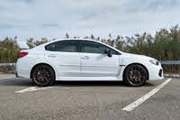 2020 Subaru WRX STI profile view, gallery_worthy