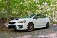 2020 Subaru WRX STI Picture Gallery
