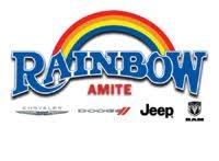 Rainbow Chrysler Dodge Jeep Ram and Fiat logo
