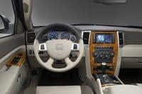 2008 Jeep Grand Cherokee dashboard, interior, manufacturer, gallery_worthy