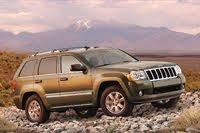 2008 Jeep Grand Cherokee hero image, exterior, manufacturer, gallery_worthy