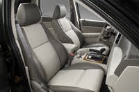 2008 Jeep Grand Cherokee front seats, interior, manufacturer, gallery_worthy