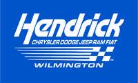 Hendrick Chrysler Dodge Jeep Ram FIAT Wilmington logo