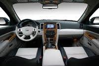 2007 Jeep Grand Cherokee dashboard, interior, manufacturer, gallery_worthy
