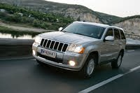 2007 Jeep Grand Cherokee action, exterior, manufacturer, gallery_worthy