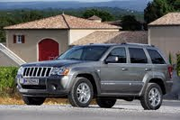 2007 Jeep Grand Cherokee front three quarter, exterior, manufacturer, gallery_worthy