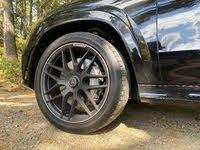 2021 Mercedes-Benz GLE-Class Coupe driver-side wheel, gallery_worthy