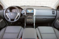 2006 Honda Pilot dashboard, interior, manufacturer, gallery_worthy