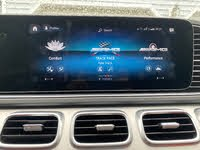 2021 Mercedes-Benz GLE-Class Coupe infotainment screen, gallery_worthy