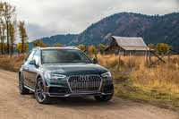 2021 Audi A4 Allroad Overview