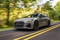 2021 Audi RS 6 Avant Overview