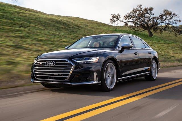 2021 Audi S8 - Pictures - CarGurus