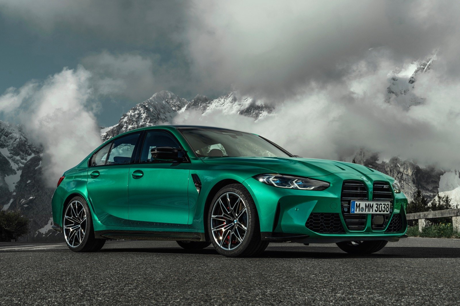 2021 Bmw M3 Test Drive Review Cargurus