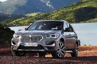 2021 BMW X1 front three quarter, exterior, manufacturer, gallery_worthy
