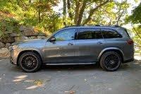 2021 Mercedes-Benz GLS-Class, 2021 Mercedes-Benz GLS (AMG GLS63) profile, exterior, gallery_worthy