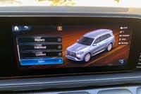 2021 Mercedes-Benz GLS-Class, 2021 Mercedes-Benz GLS (AMG GLS63) infotainment screen, interior, gallery_worthy