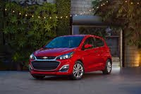 2021 Chevrolet Spark Picture Gallery