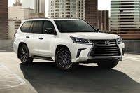 2021 Lexus LX front three quarter, exterior, manufacturer, gallery_worthy