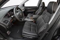 2020 Acura MDX interior, interior, manufacturer, gallery_worthy
