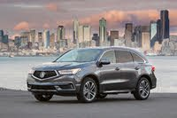 2020 Acura MDX front three quarter, exterior, manufacturer, gallery_worthy