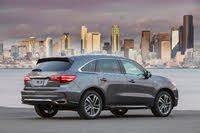 2020 Acura MDX rear three quarter, exterior, manufacturer, gallery_worthy