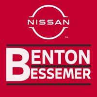 Benton Nissan of Bessemer logo