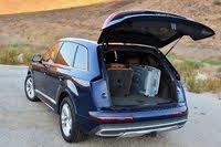 2020 Audi Q7 cargo area, exterior, interior, gallery_worthy