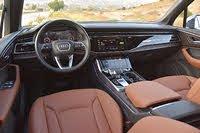 2020 Audi Q7 dashboard, interior, gallery_worthy